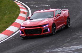Chevrolet Camaro ZL1, el más rápido en Nürburgring