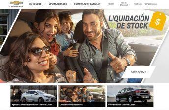 Chevrolet con más de 1000 reservas en su Tienda Online