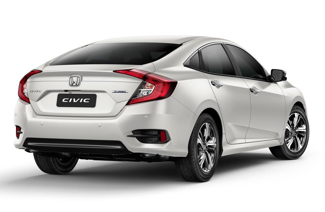 Nuevo Honda Civic Argentina