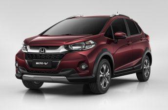 """Honda WR-V, el nuevo """"aventurero"""" regional"""