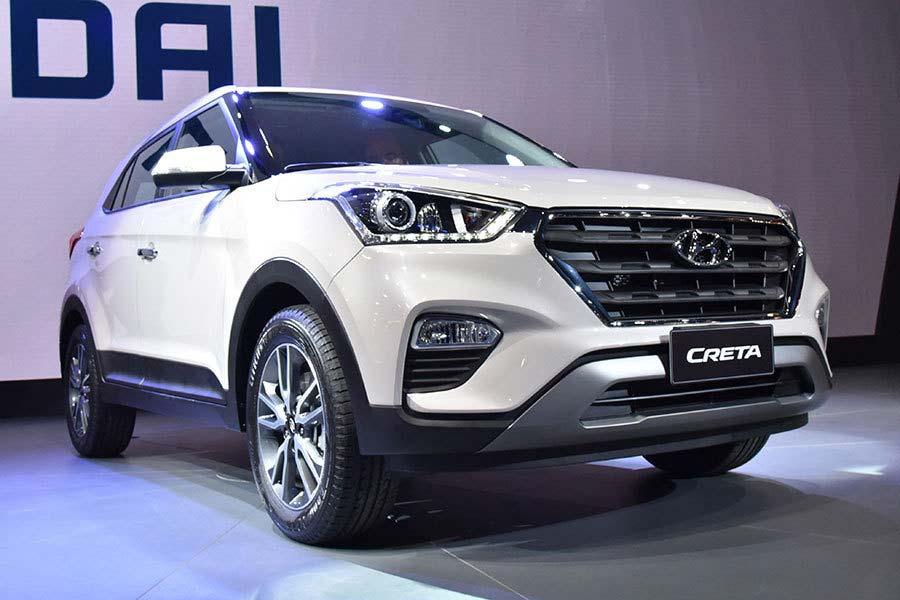 Hyundai Creta brasileña