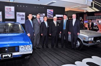 Hyundai celebra los 40 años de la primera exportación de su historia