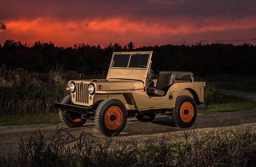 Jeep celebra sus 75 años en el Jeep Park