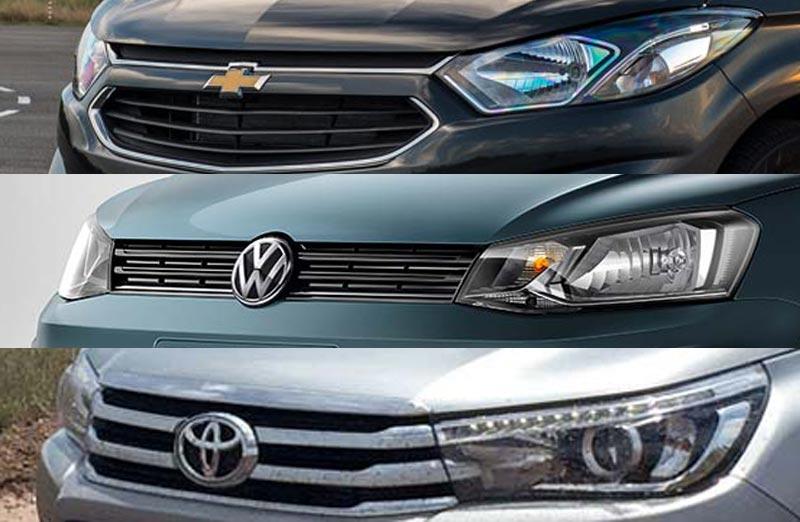 Cuáles son los autos más vendidos en Latinoamérica