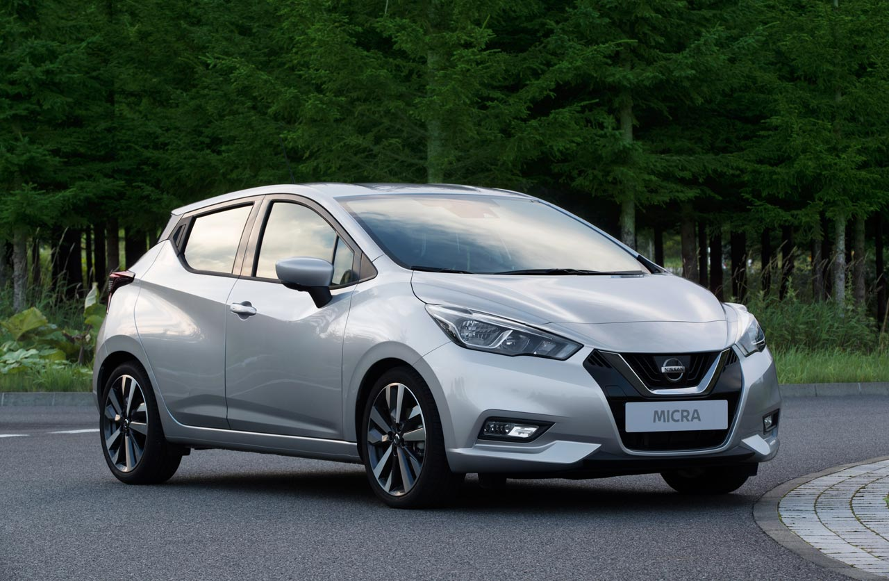 Nuevo Nissan March - Micra
