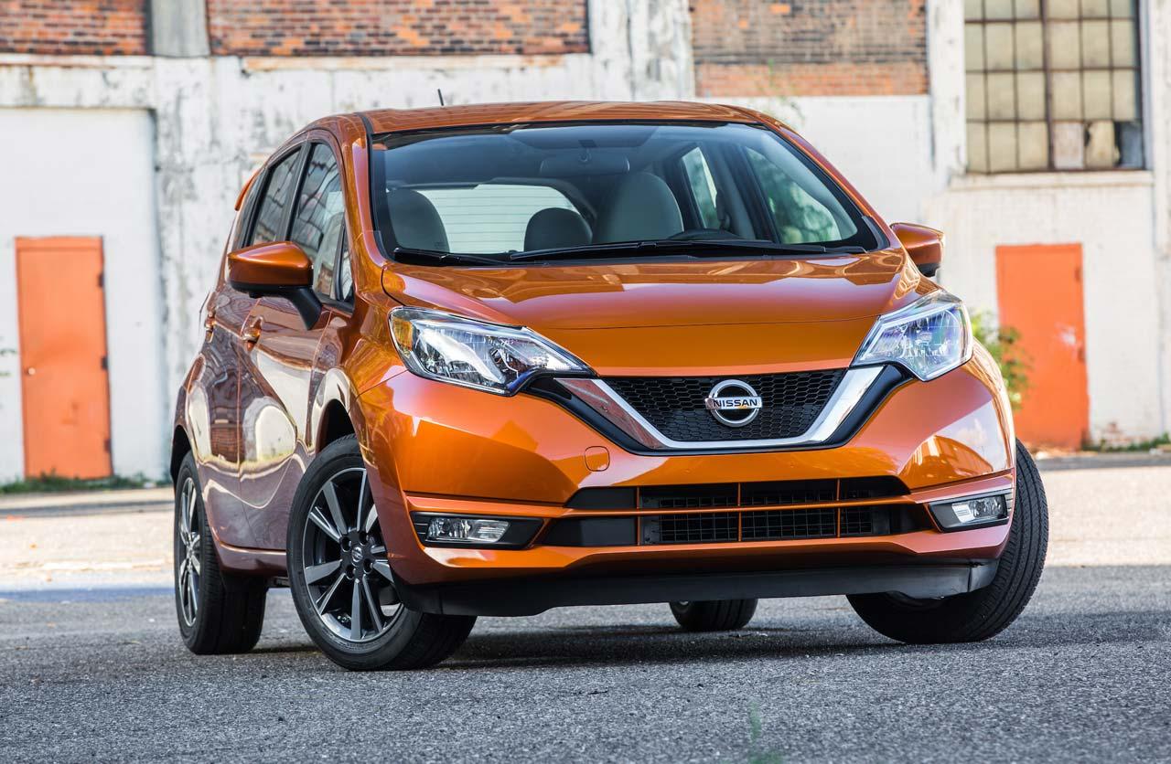 Cambios estéticos para el Nissan Note