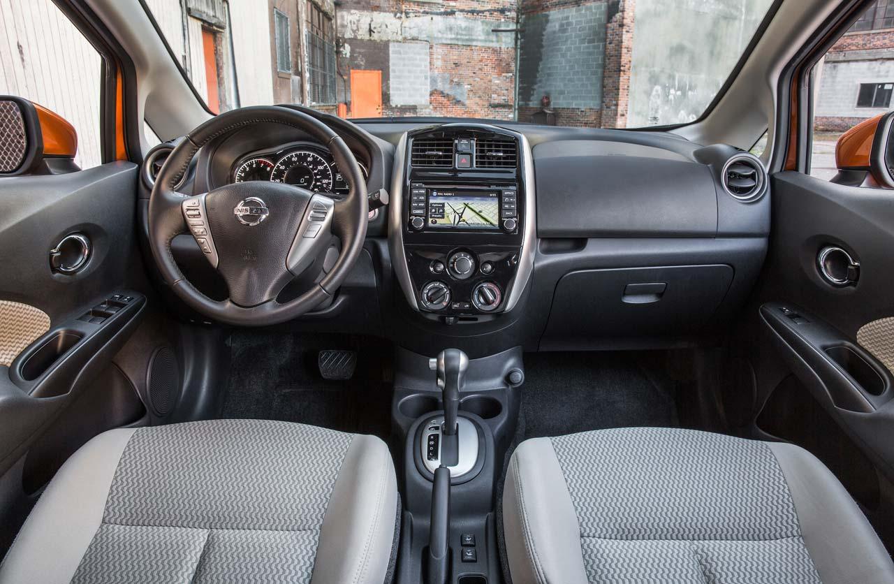 Interior Nuevo Nissan Note
