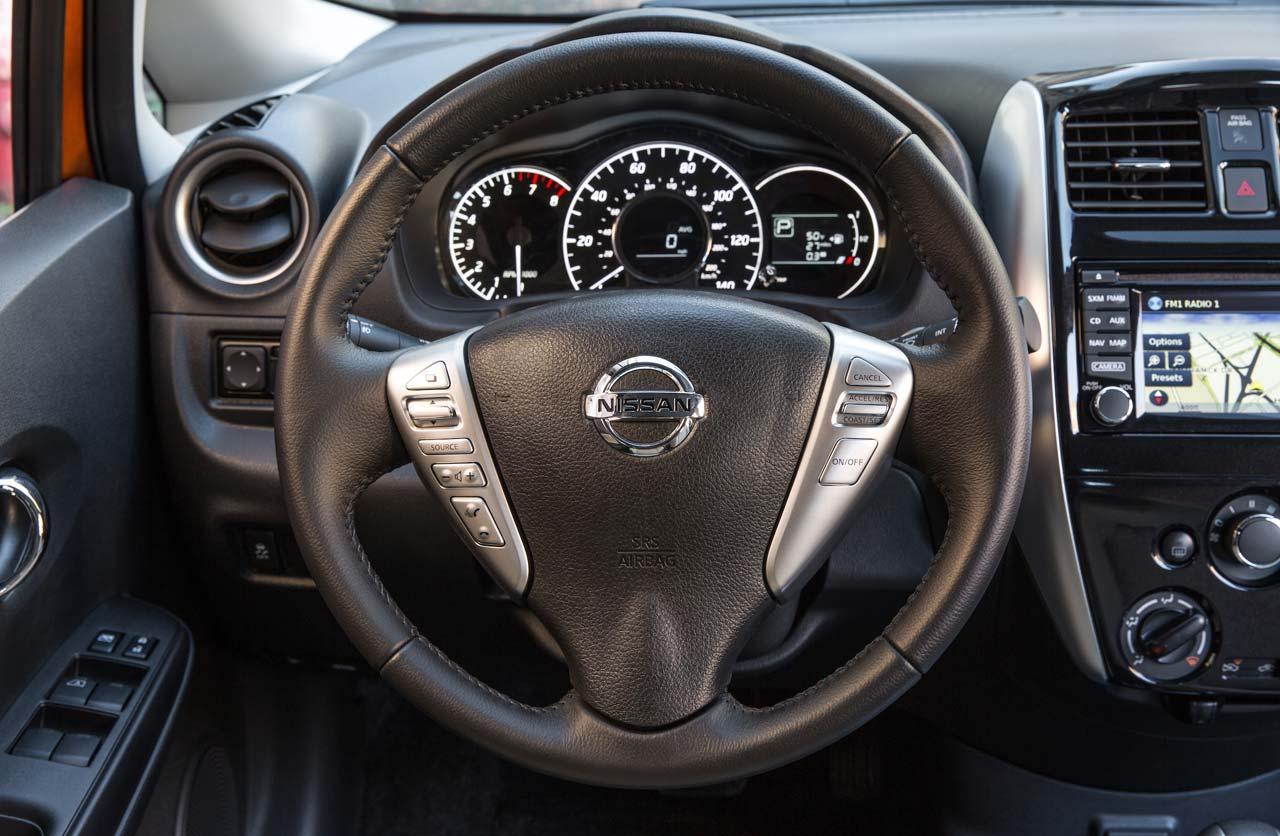 Cambios estéticos para el Nissan Note - Mega Autos