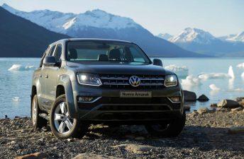 La nueva Volkswagen Amarok ya está en Argentina