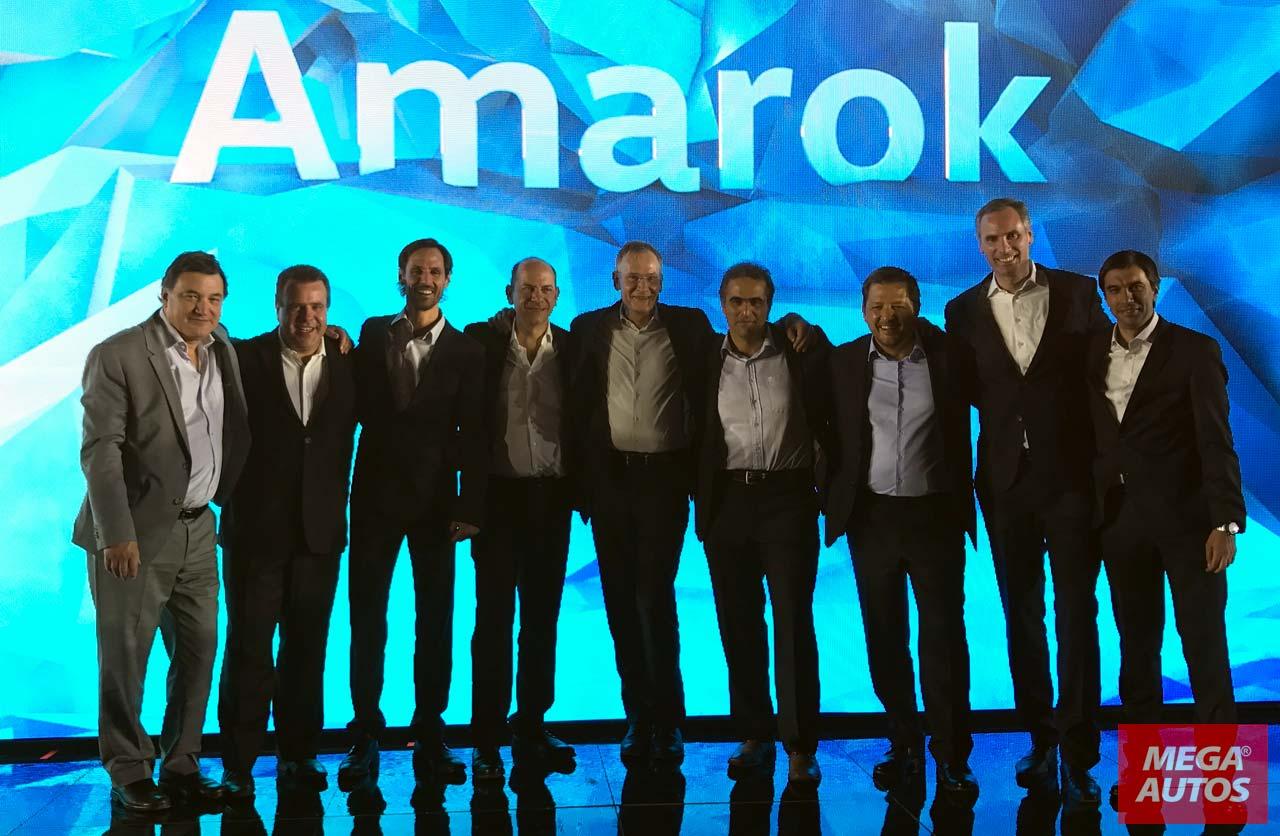 Lanzamiento Nueva Amarok