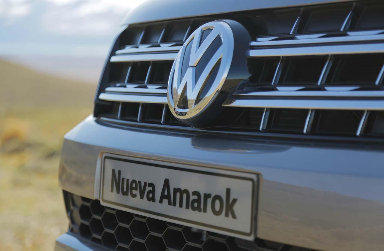 Cambios Nueva Volkswagen Amarok