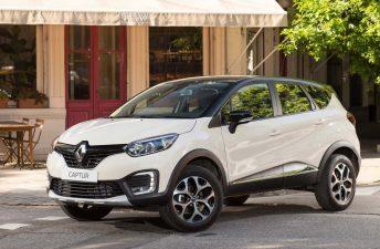 Renault Captur, arrancó la preventa en Argentina