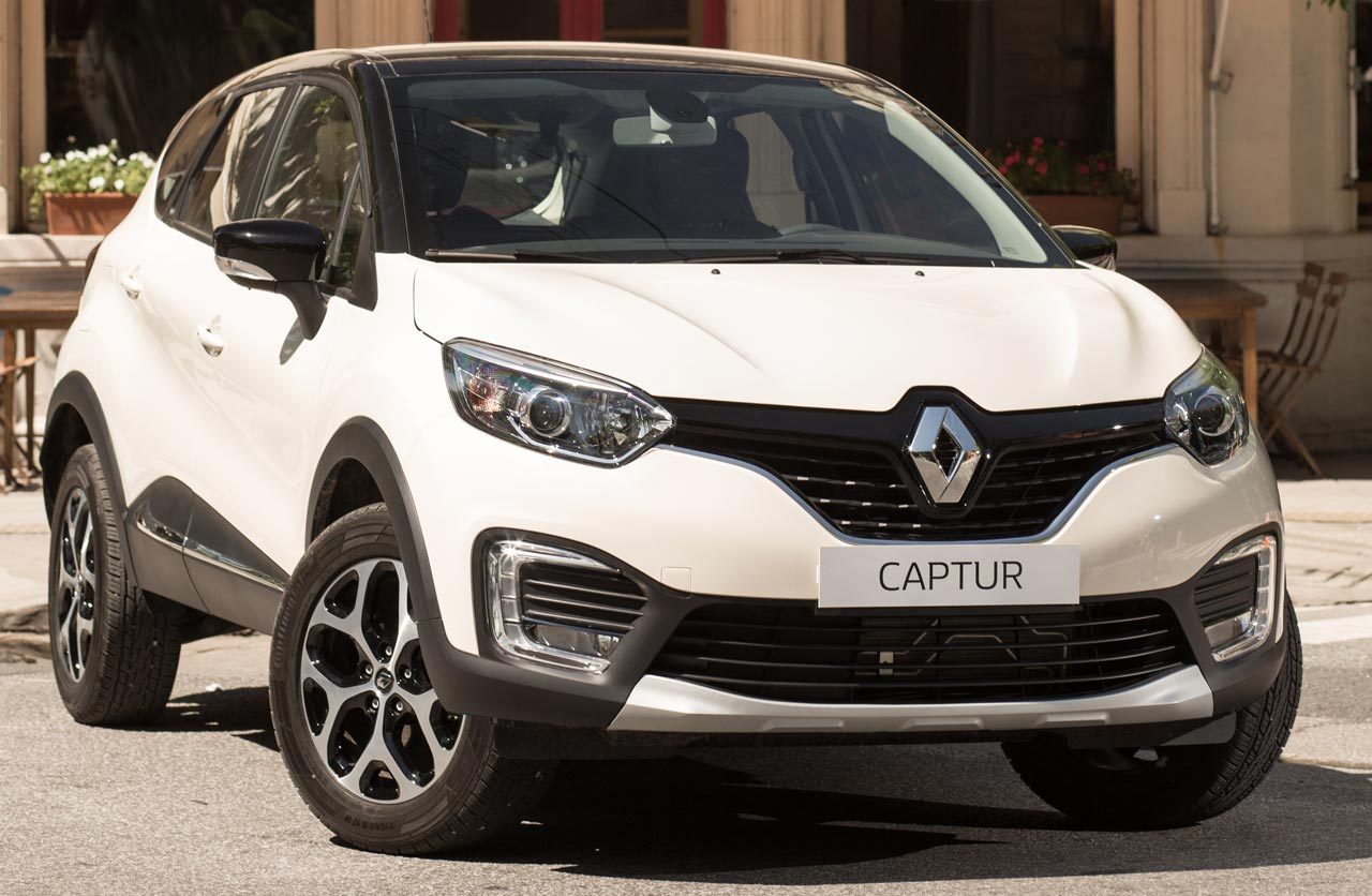 renault captur arranc la preventa en argentina mega autos. Black Bedroom Furniture Sets. Home Design Ideas
