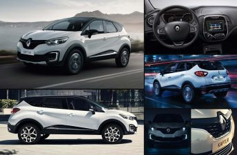 El Renault Captur regional se lanza en Argentina en diciembre