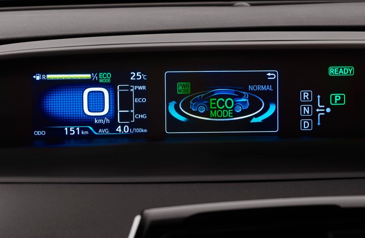 Nuevo Toyota Prius