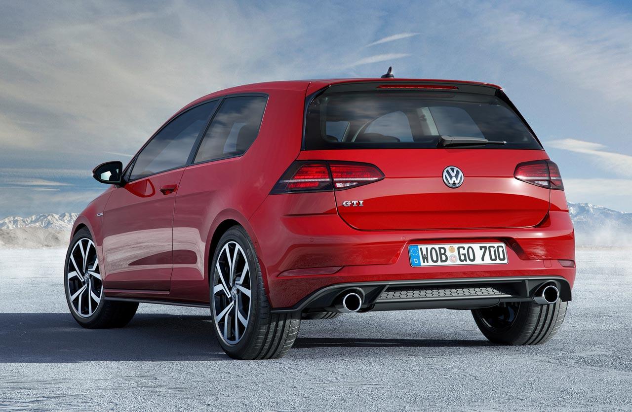 Con ustedes, el Nuevo Volkswagen Golf - Mega Autos