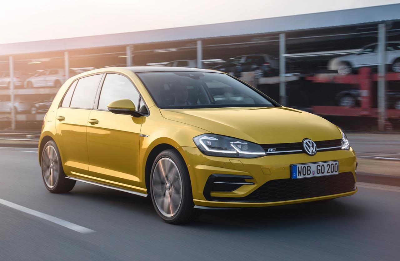 Con ustedes, el Nuevo Volkswagen Golf