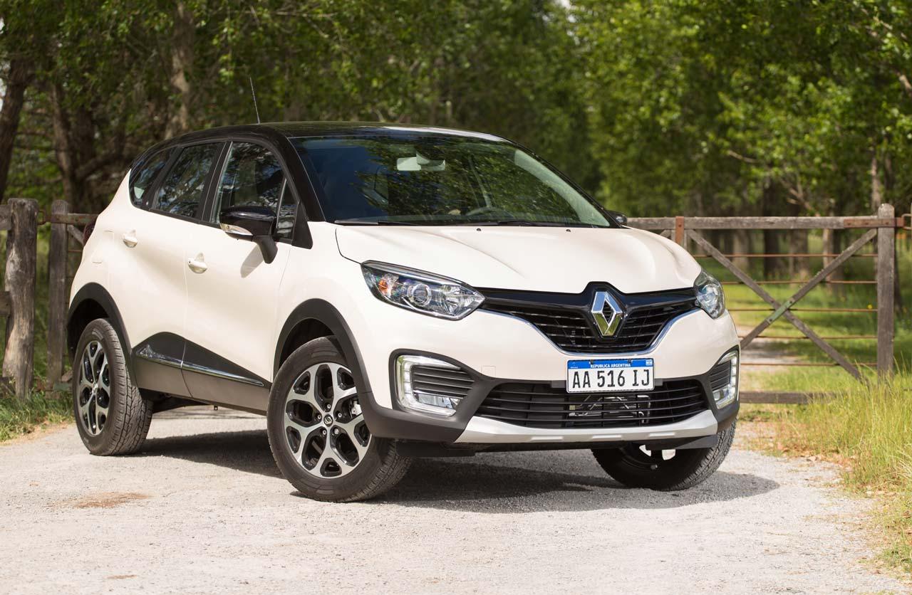 Renault Captur: el nuevo SUV ya se vende en Argentina