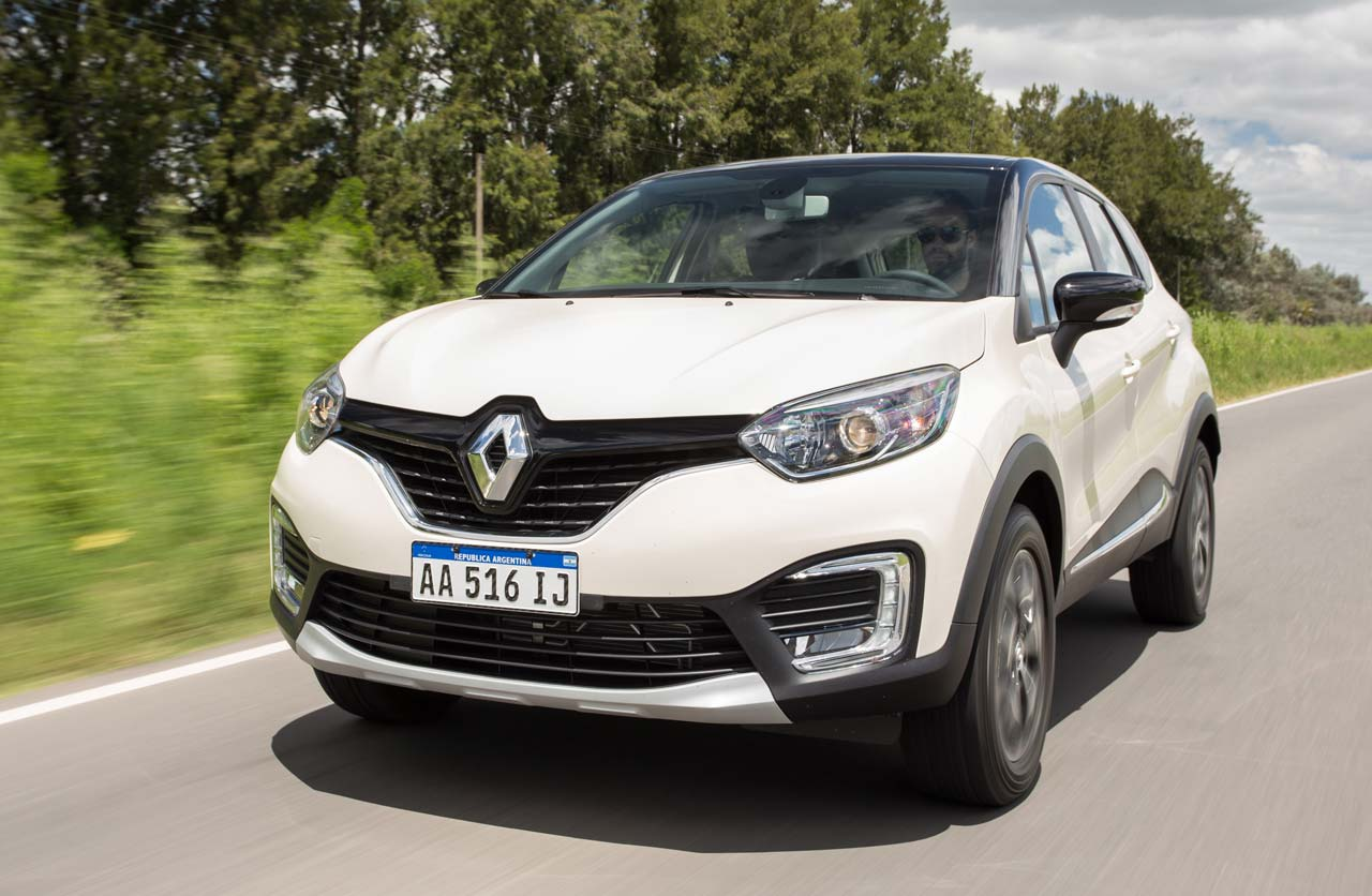 renault captur el nuevo suv ya se vende en argentina. Black Bedroom Furniture Sets. Home Design Ideas