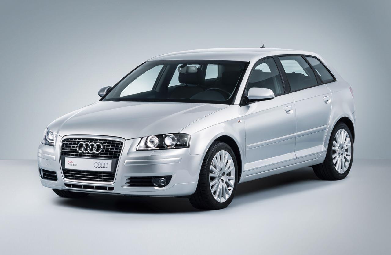 Audi A3 segunda generación