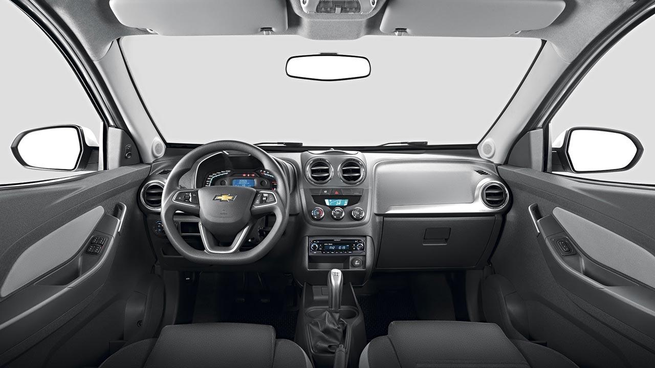 Interior Chevrolet Agile