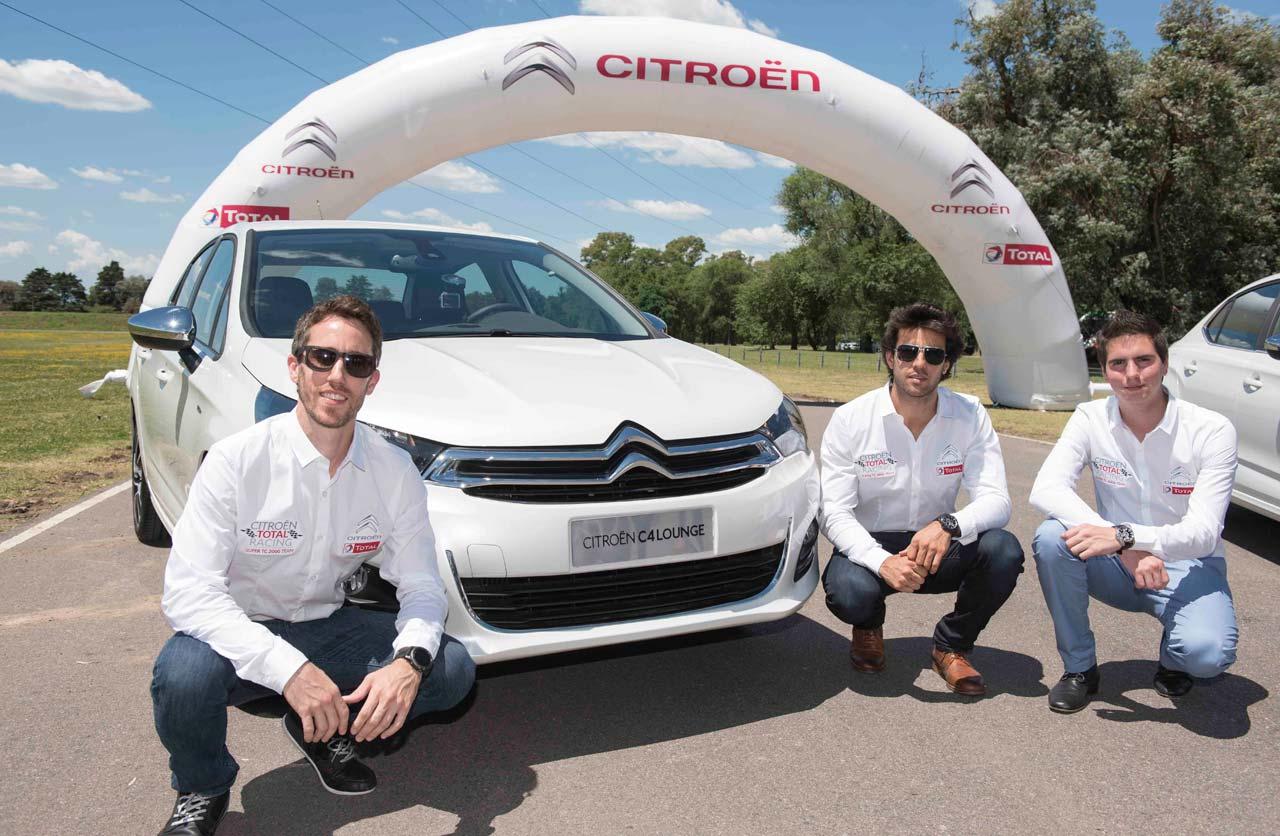 Citroën llega al Super TC2000
