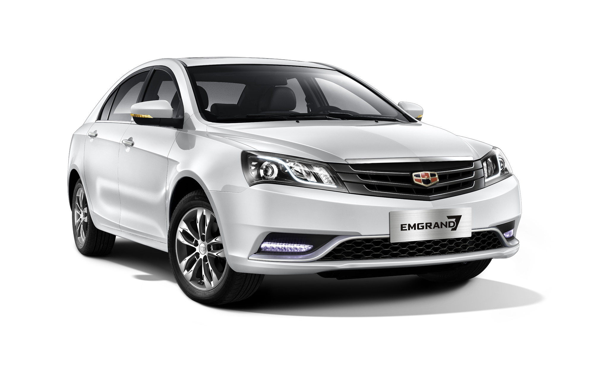 Geely Emgrand 7 (FE 3)