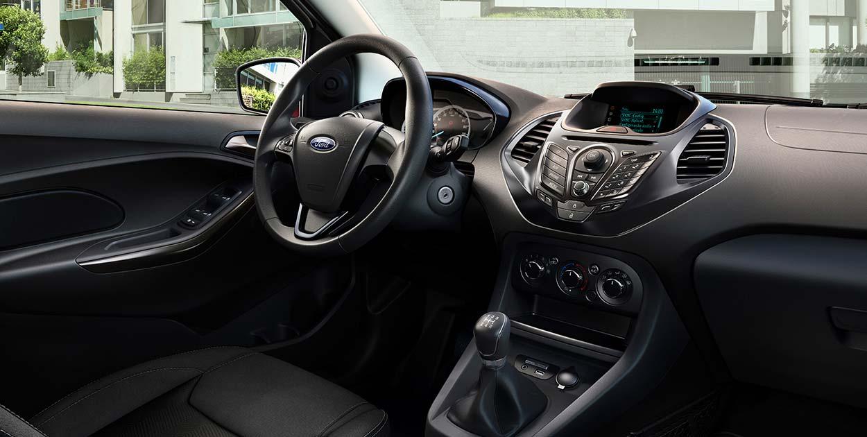 Se Viene El Ford Ka Sed 225 N Alias Ka Mega Autos