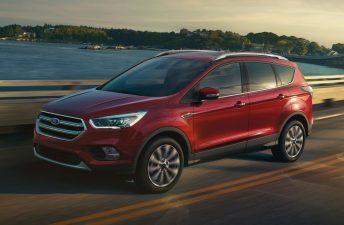 Ford renovó la Kuga en Argentina