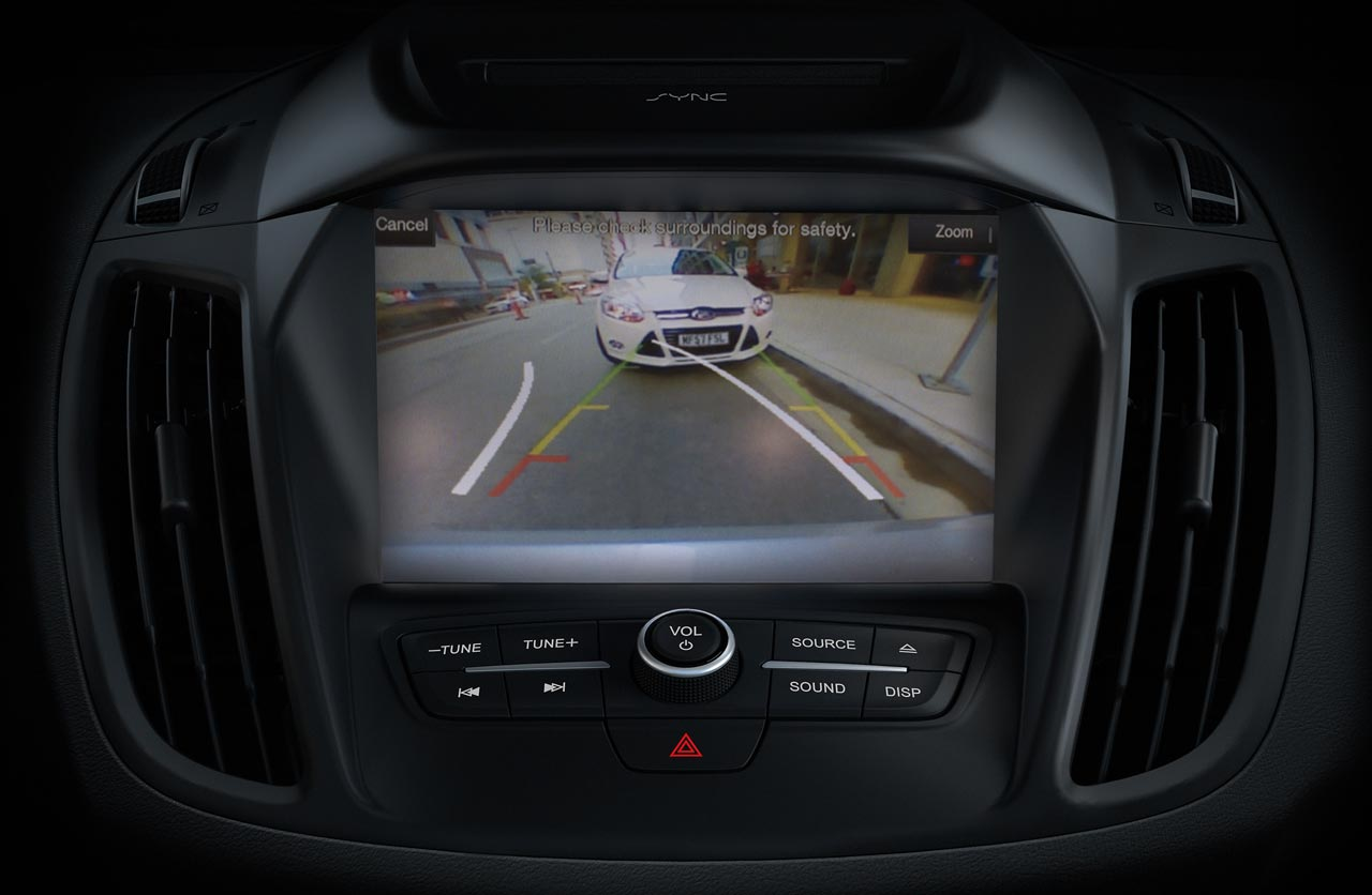 Nuevo Ford Kuga SYNC 3