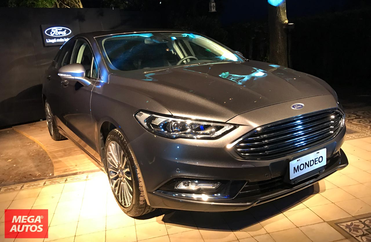 Ford Mondeo 2017