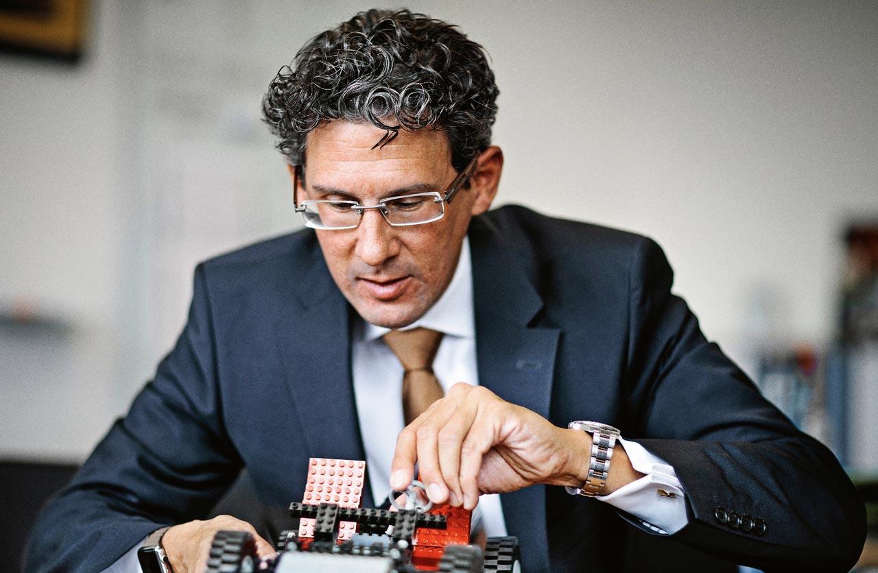 Frank-Steffen Walliser, Director de Porsche Motorsport y Automóviles GT