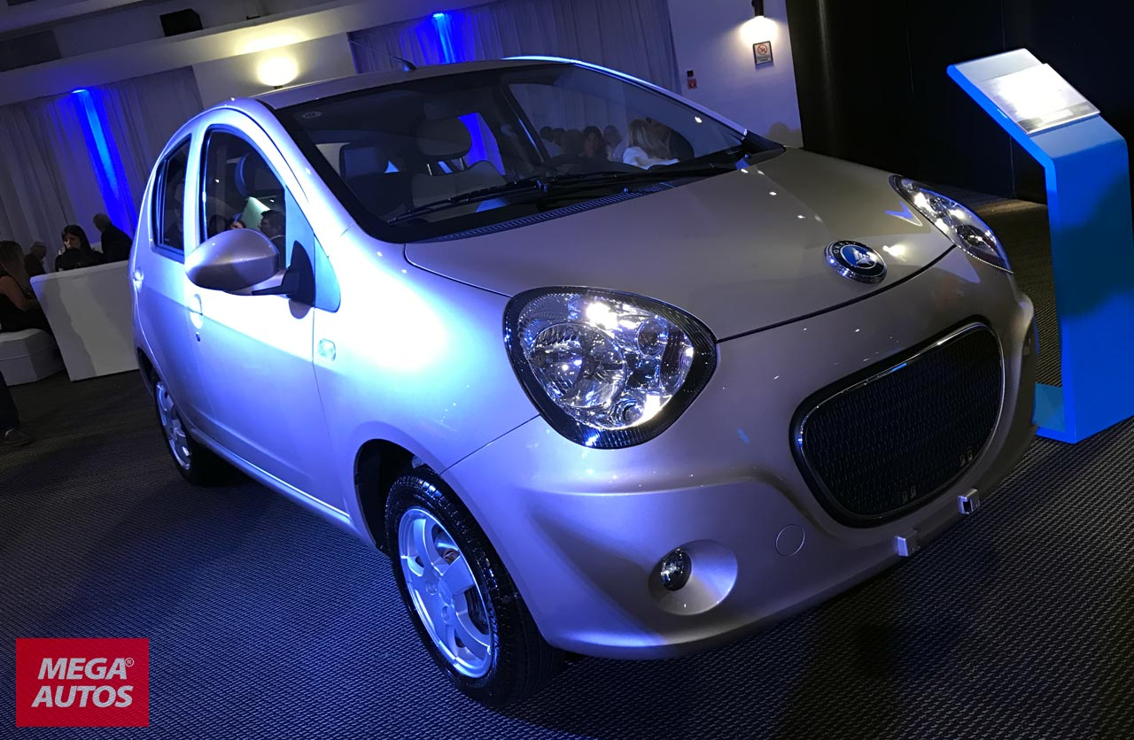 Geely LC Argentina