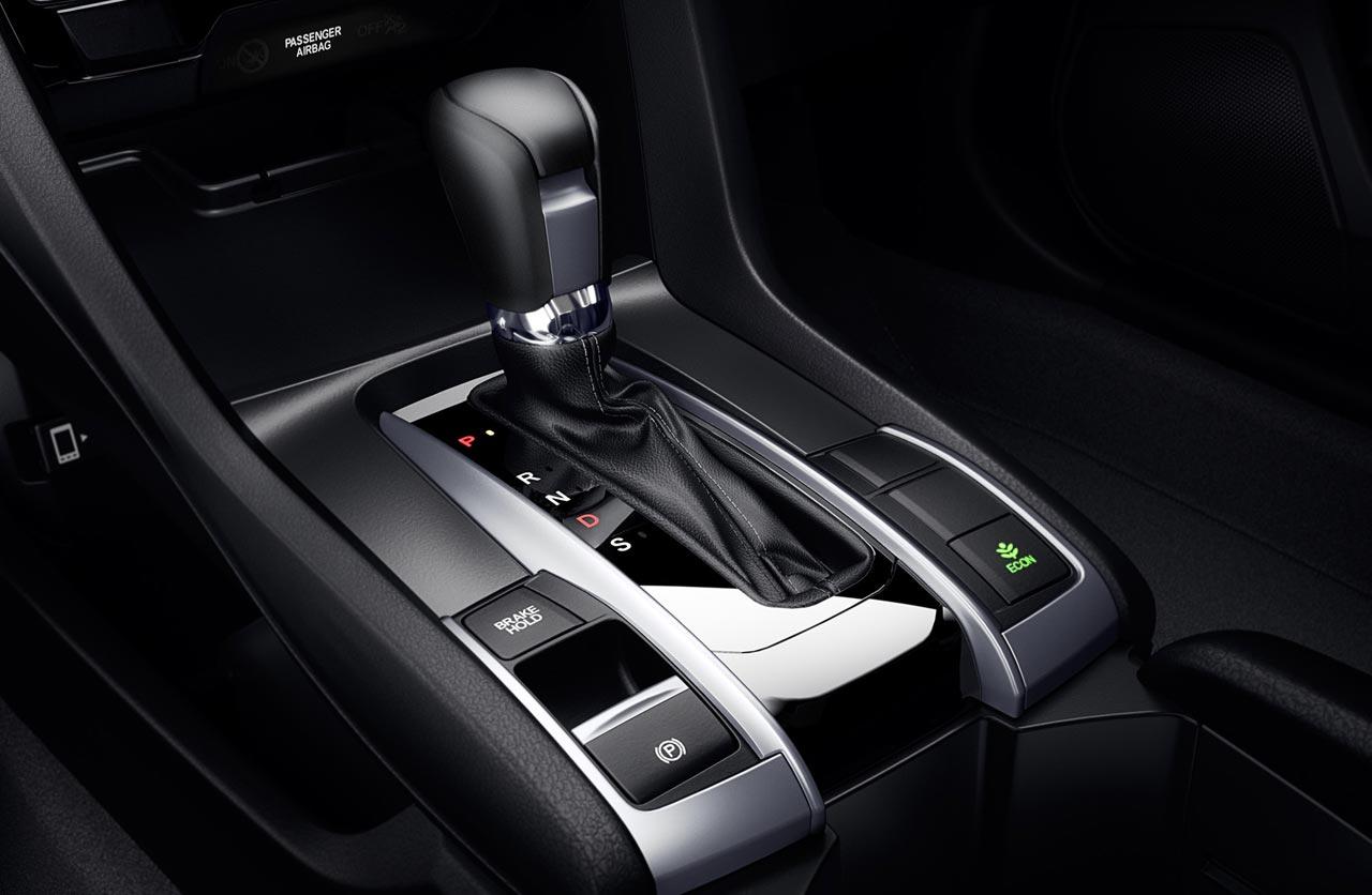 Transmisión Nuevo Honda Civic