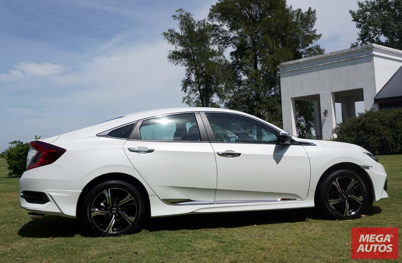 Décima generación Honda Civic