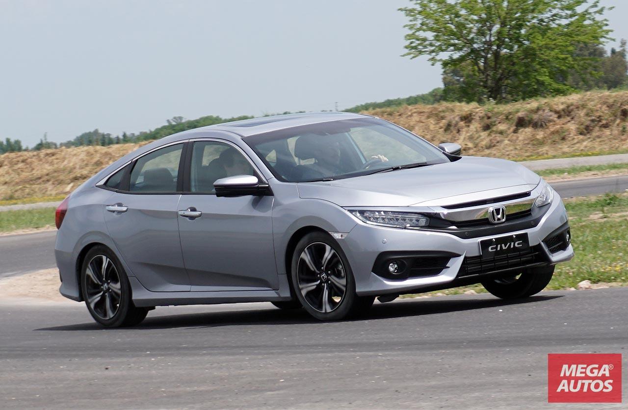 Nuevo Honda Civic turbo