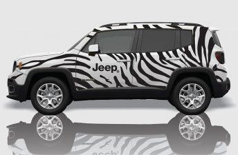Jeep Renegade nuevamente junto al Juventus Camp en Argentina