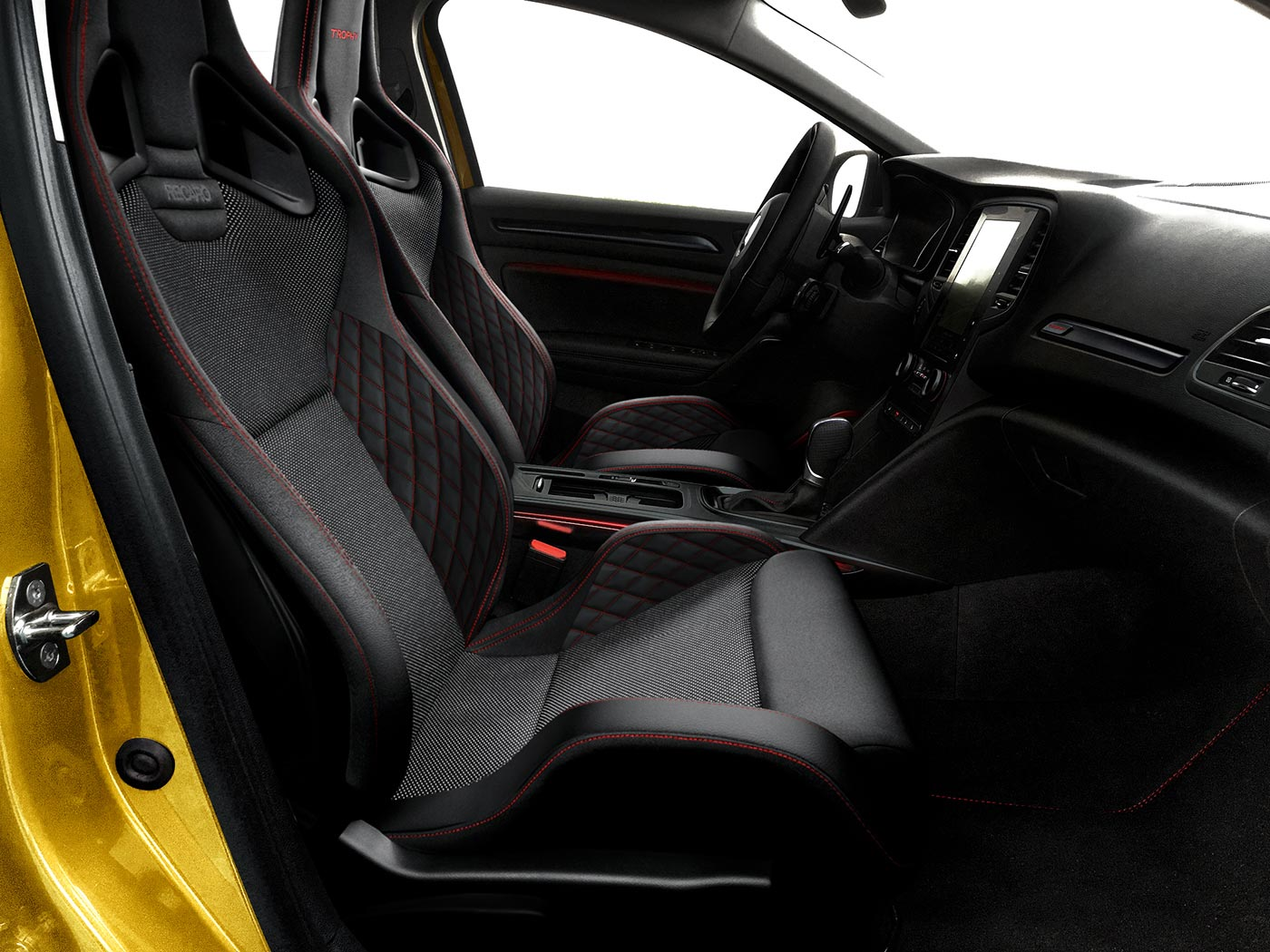 Interior Mégane IV RS
