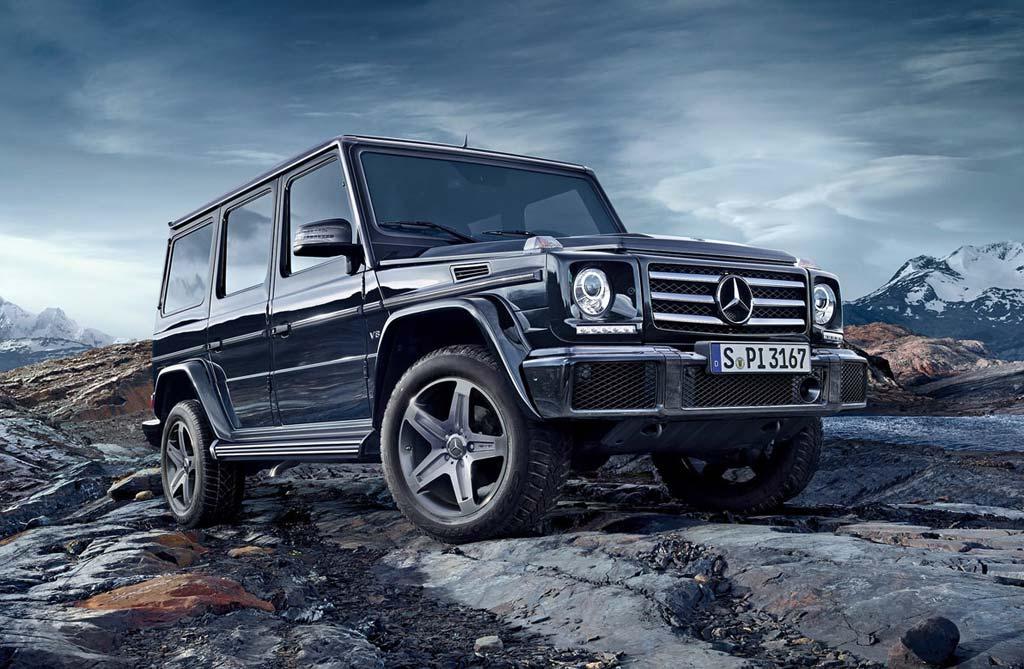El Mercedes-Benz Clase G ya se vende en Argentina