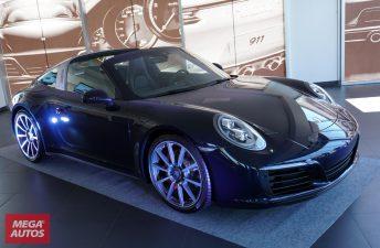 Porsche lanzó el nuevo 911 Targa 4S en Argentina