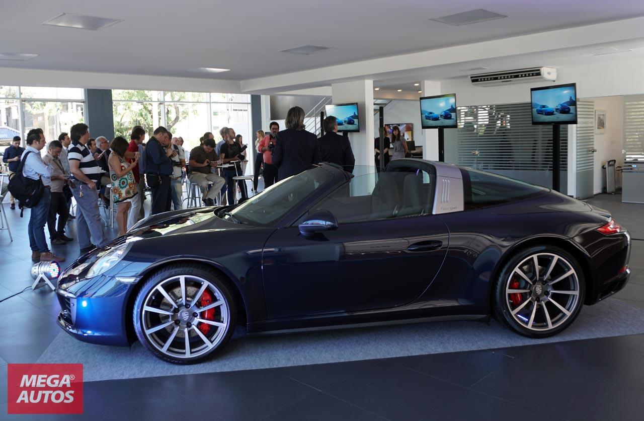 Porsche 911 Targa Argentina