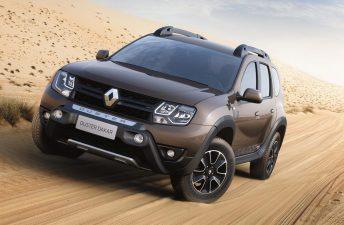 Renault relanzó la serie limitada Duster Dakar