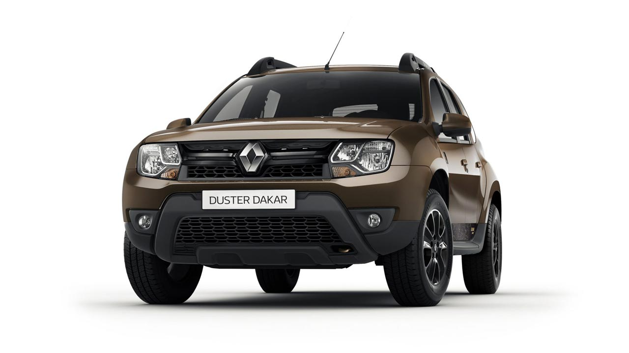 Serie limitada Duster Dakar