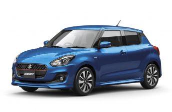 Nueva generación para el Suzuki Swift