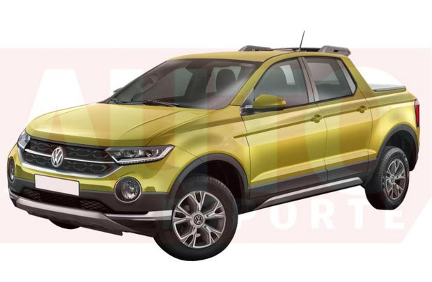 Volkswagen confirmó su pick up anti Toro