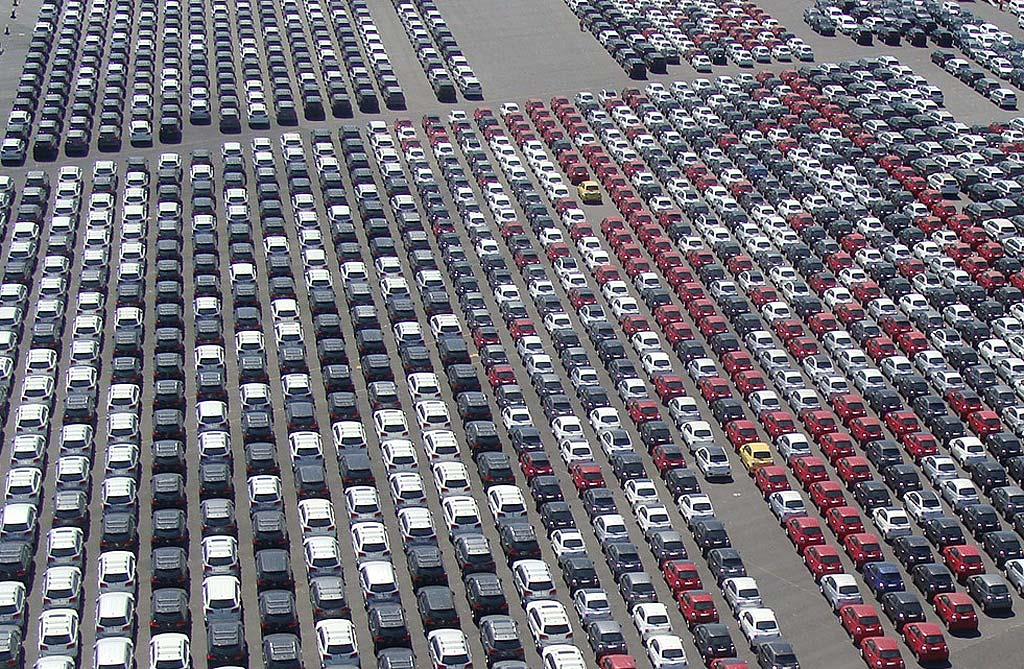 Ya se patentaron 700.000 vehículos en Argentina