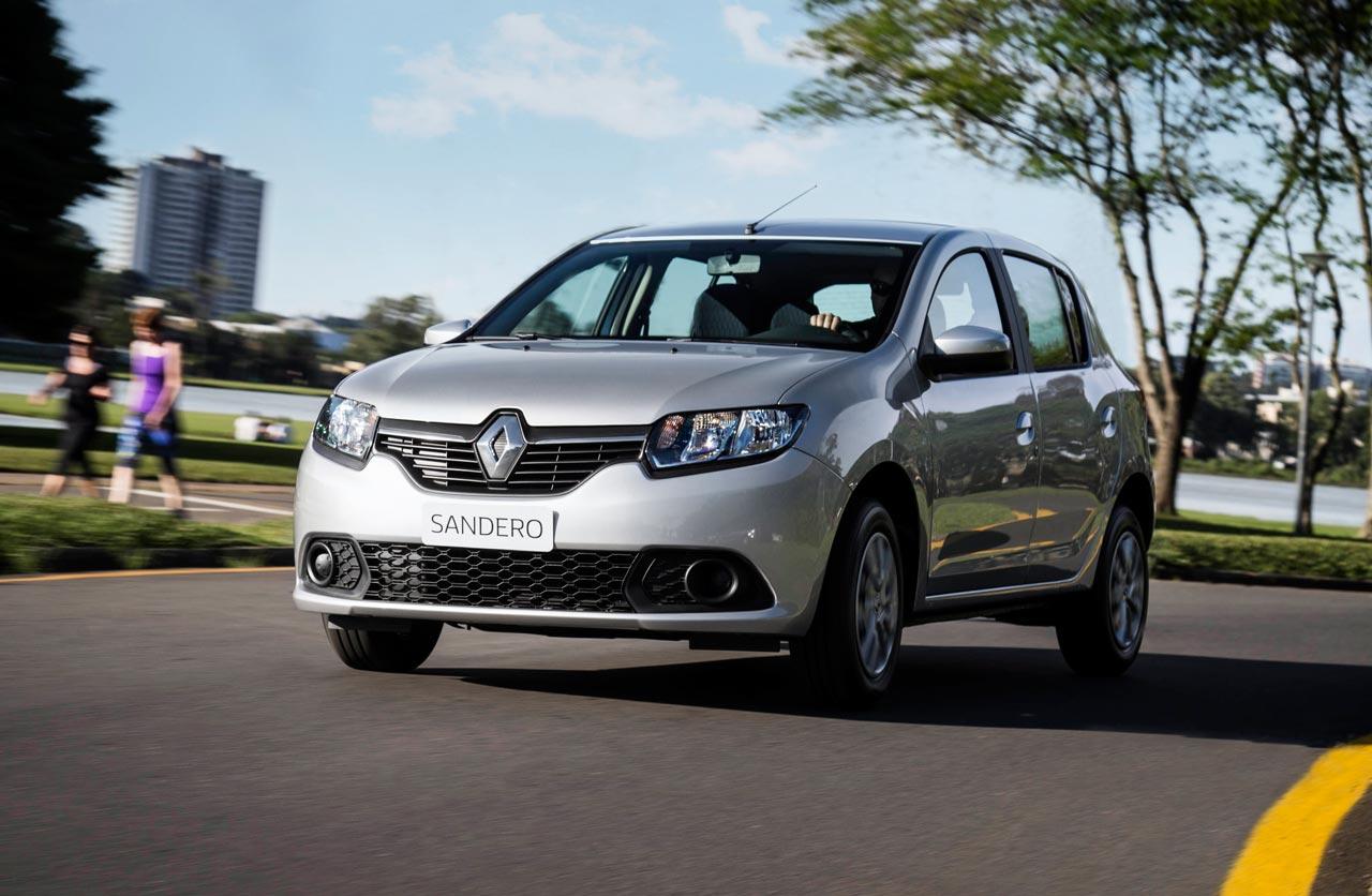 Renault Sandero vibe sce