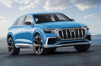 Audi Q8 Concept, cerca de la producción
