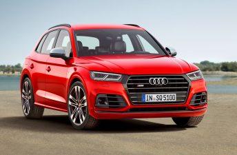 Audi SQ5, el deportivo de la nueva gama Q5