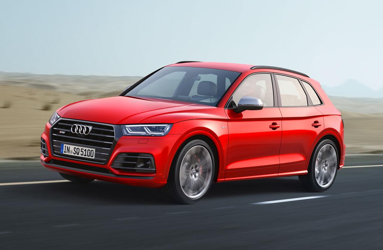 Nuevo Audi SQ5